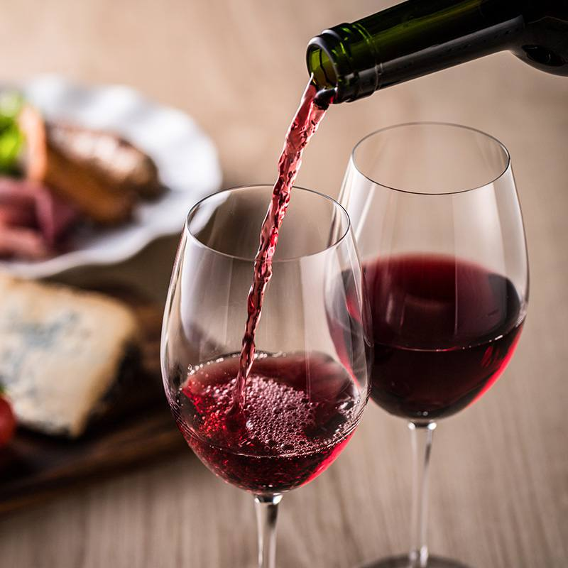 午後のワイン