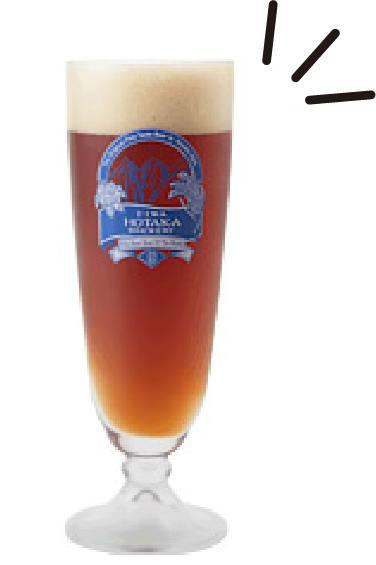 穂高ビール アルトビール